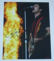 Billie Joe Armstrong <b>Green Day American</b> Idiot Signed Autographed ...