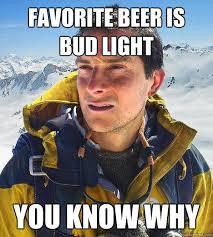 Bear Grylls memes | quickmeme via Relatably.com