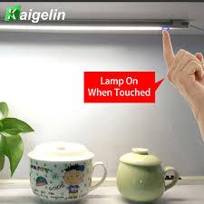 21LEDs Innovative LED Light Bar <b>DC 5V Touch</b> Sensor Dimmable ...