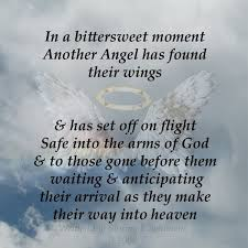 Sympathy Quotes – In A Bittersweet Moment Another Angel Has Found ... via Relatably.com