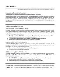 executive assistant resume is made for those professional who are interested in applying job related to resume examples executive assistant