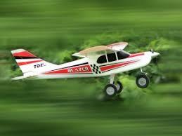 <b>Радиоуправляемый самолет TOPrc</b> Blazer PNP - top019B
