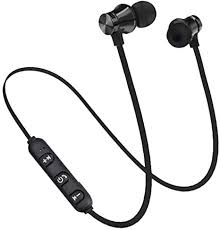 <b>XT11</b> Sport <b>Magnetic</b> In-ear <b>Wireless Bluetooth</b> Headset: Amazon.co ...