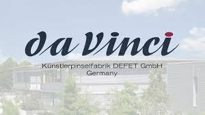 da Vinci - <b>HIGH</b>-<b>QUALITY</b> BRUSHES - <b>Handmade</b> in Germany ...