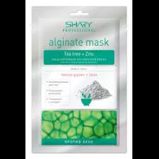 Отзывы о <b>Альгинатная маска</b> Shary для лица, шеи <b>против акне</b> с ...