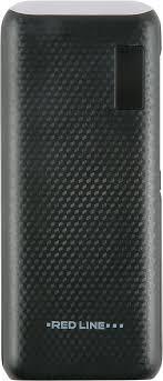 Зарядное устройство Red Line UK-108 15000mAh Black, арт ...