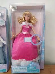 <b>Поющая кукла Золушка</b> оригинал Дисней на IZI.ua (6418445)