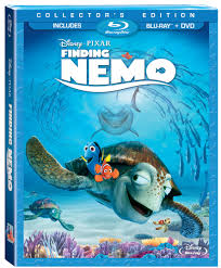 disney pixar finding nemo blu ray combo pack giveaway ended