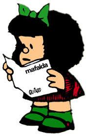 MAFALDA ? une petite fille de 50 ans .