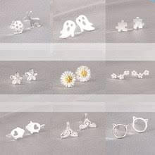 Best value Real Silver Earings <b>925</b> Fashion – Great deals on Real ...
