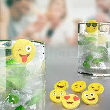<b>Маркеры</b> для стаканов <b>Emoji</b> (8 шт.) (Balvi) купить по цене 750 ...