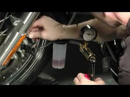 Goodridge <b>Motorcycle Brake</b> Line Install - YouTube