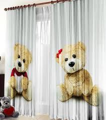 "<b>Комплект фотоштор Zlata</b> Korunka ""Медвежата"", на ленте ..."