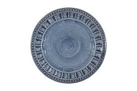 <b>Тарелка закусочная</b> Augusta синий (материал керамика, страна ...