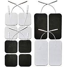 Premium Reusable TENS Unit Electrode Pads ... - Amazon.com