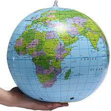 inflatable globe - Amazon.co.uk