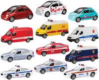 <b>Игрушка AUTOGRAND</b> Служебные автомобили 1:36 49500 ...