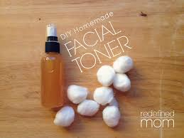diy homemade natural toner