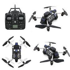 Air-ground RC Drone <b>Tank</b> Quadcopter <b>JJRC</b> H40 2.4G 4CH 6 Axis ...