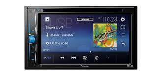 <b>AVH</b>-<b>A101</b> - Car Multimedia Receivers   <b>Pioneer</b>