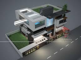 contemporary house decor fleur de lis home decor october  d architecture modelingd animationultra modern hou