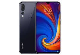 <b>Lenovo Z5s</b> with triple rear cameras, 6.3-inch FHS+ water drop ...