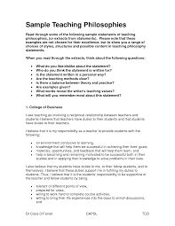 teaching philosophy examples professor professional resume cover teaching philosophy examples professor guidelines on writing a philosophy paper jimpryor writing educational philosophy statements