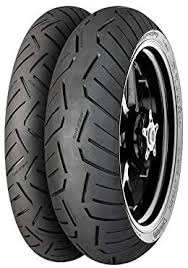 <b>Continental ContiRoadAttack 3</b>-110/80ZR18 58W - Moto: Amazon ...
