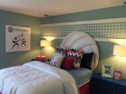 Soccer Decorations For Bedroom 17 Best Ideas About Volleyball Bedroom On Pinterest Volleyball