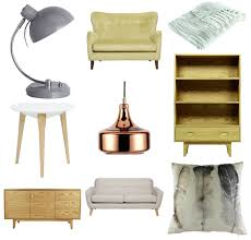 Tesco Living Room Furniture Nostalgiecat Mid Century Scandinavian Style Furniture For Less