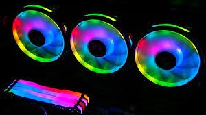 Обзор комплекта <b>вентиляторов Thermaltake Riing</b> Duo 12 RGB ...