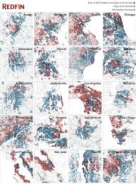 economically integrated neighborhoods via redfin economically integrated neighborhoods in american cities