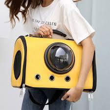 2019 Pet Puppy Carrier <b>Handbag Bubble</b> Sightseeing Space ...