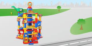 Паркинг 7-уровневый с автомобилями [37848] - WADER