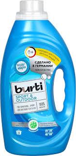 Жидкое средство для <b>стирки Burti Sport & Outdoor</b> для ...