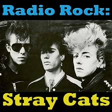 Radio Rock: <b>Stray Cats</b> (<b>Live</b>) by The Stray Cats on Amazon Music ...