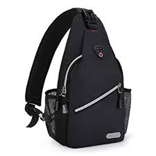 MOSISO Mini Sling Backpack, Small Hiking Daypack ... - Amazon.com