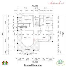 DOUBLE STORIED KERALA HOUSE PLAN AND ELEVATION   ARCHITECTURE KERALADOUBLE STORIED KERALA HOUSE PLAN AND ELEVATION