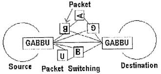 networking conceptpacket switching