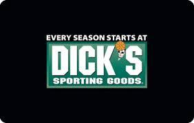 Dicks Sporting Goods eGift   Gift Card Gallery