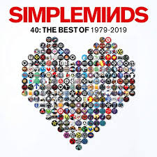 <b>Simple Minds</b> / <b>40</b>: Best of 1979-2019   superdeluxeedition
