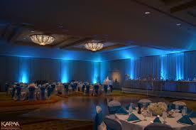 pointe hilton tapatio cliffs blue wedding uplighting karma blue wedding uplighting