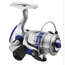 sl1000-7000 <b>spinning fishing reel metal</b> spool folding arm gear ratio ...