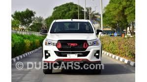 <b>Toyota Hilux</b> ROCCO 2.8L DIESEL 4WD AT <b>RHD</b> for sale. White, 2019