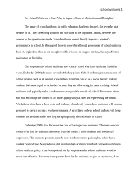 essay on how to improve school discipline   essay are school uniforms a good way to improve student discipline and