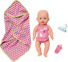 <b>Кукла Zapf Creation My</b> Little Baby Born, для игры в воде, с ...