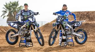 Monster Energy / Yamaha Factory <b>Racing Team</b>
