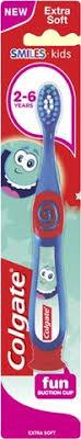 Заказать <b>Зубная щетка</b> для детей 2-6лет <b>Colgate Smiles</b> kids ...