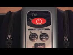 Видеобзор от покупателя на <b>Массажер для ног US</b>-MEDICA ...
