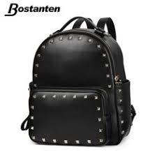 Bostanten Free Shipping <b>Genuine Cowhide</b> Leather Black <b>Women's</b> ...